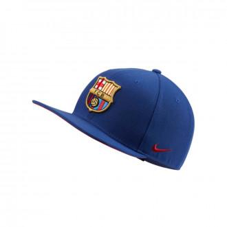 Boné Nike FC Barcelona Pro 2019-2020 Deep royal blue-Noble red