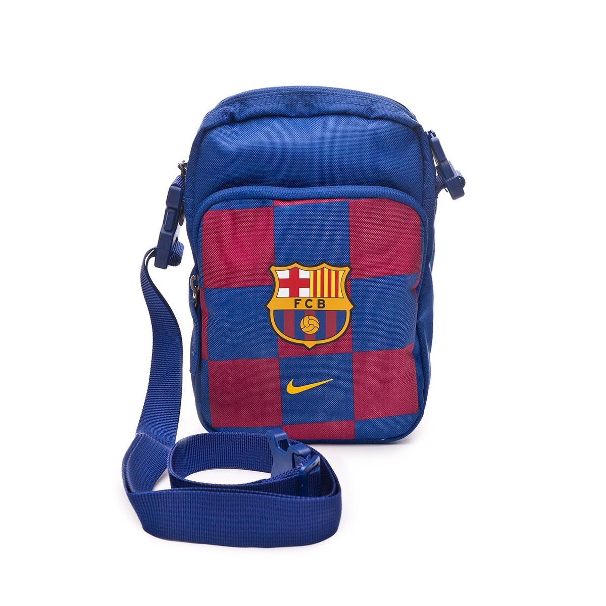 930b84bdea09 Bolsa Stadium FC Barcelona Smit 2019-2020 Deep royal blue-Noble red-Varsity  maize