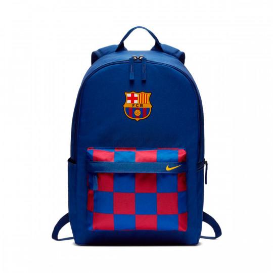 e03a7f558c2c Backpack Nike Stadium FC Barcelona 2019-2020 Deep royal blue-Noble  red-Varsity maize