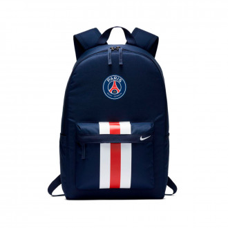 Mochila Nike Stadium Paris Saint-Germain 2019-2020 Midnight navy-University red-White