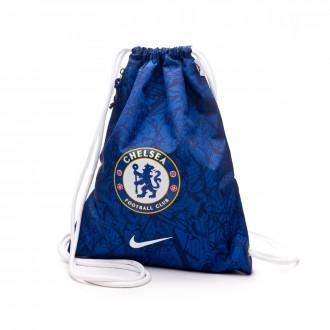 Bolsa Nike Gym Sack Stadium Chelsea FC 2019-2020 Rush blue-Loyal blue-White