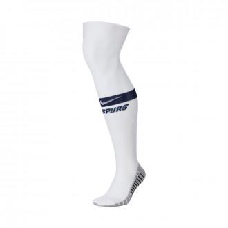 Meias Nike Tottenham Hotspur Stadium 2019-2020 White-Binary blue-White