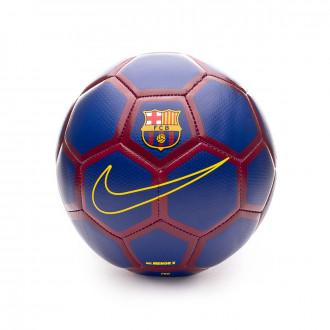 Balón Nike FC Barcelona Menor X 2019-2020 Deep royal blue-Noble red-Varsity maize