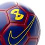 Balón FC Barcelona Menor X 2019-2020 Deep royal blue-Noble red-Varsity maize