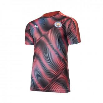 Chaqueta Puma Manchester City FC Stadium League 2019-2020 Georgia peach-Puma black