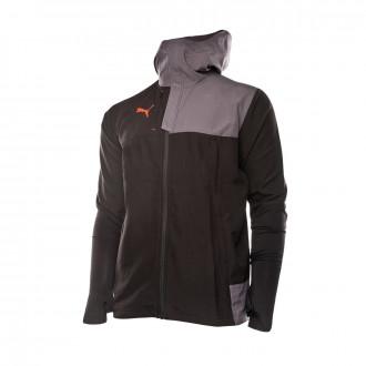 Jacket Puma ftblNXT Pro 2019-2020 Puma black-Nrgy Red