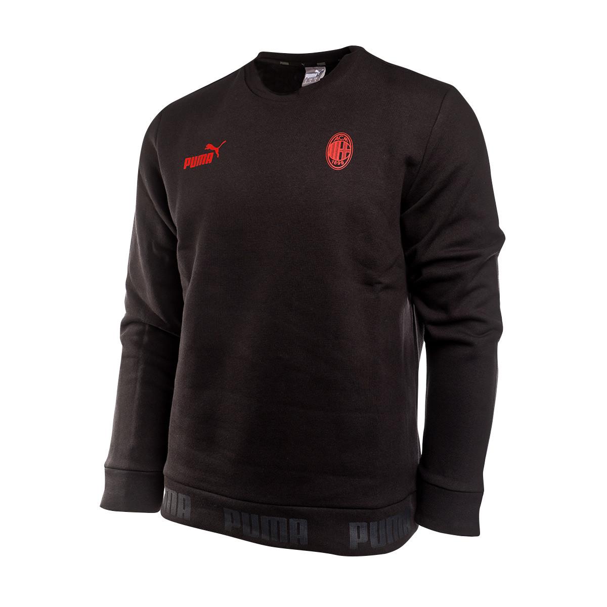 buy popular 18947 7fe58 Felpa Puma AC Milan FtblCulture 2019-2020