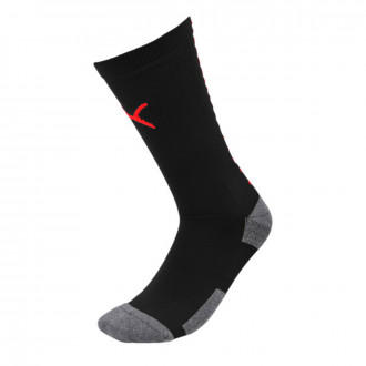 Socks Puma Team ftblNXT Puma black-Nrgy Red