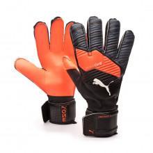 Glove One Protect 3 Puma black-Nrgy Red-Puma white