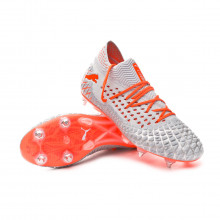 Chaussure de foot Future 4.1 NETFIT MxSG Glacial blue-Nrgy red-High risk red