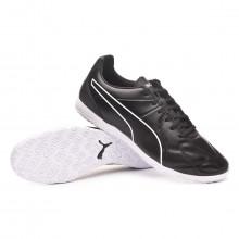 Futsal Boot King Hero IT Puma black-Puma white