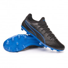 Zapatos de fútbol King Pro FG Black-Blue