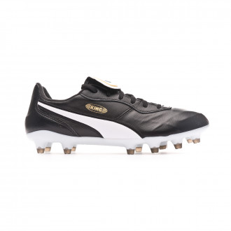 Football Boots Puma King Top FG Puma black-Puma white