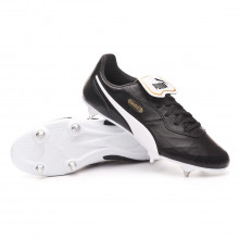 Football Boots King Top SG Puma black-Puma white
