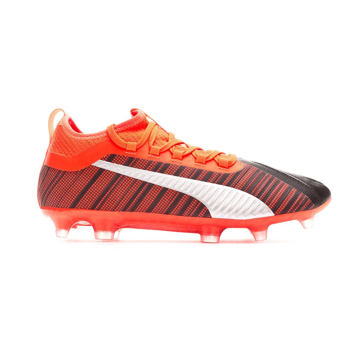 Chaussure Red 5 One 2 Black Foot Nrgy De Fgag Puma Aged m0N8wn