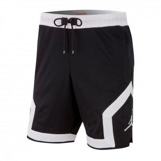 Shorts  Nike Paris Saint-Germain Jordan Diamond 2019-2020 Black-Infrared