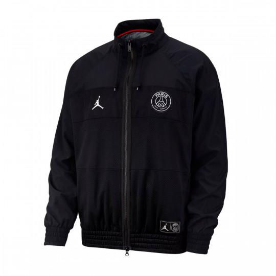 Giacca Nike Paris Saint-Germain Jordan 2019-2020 Black