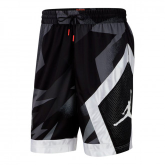 Shorts  Nike Paris Saint-Germain Jordan Blocked Diamond 2019-2020 Black
