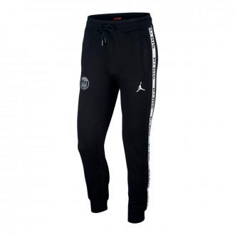 Pantalon Nike Paris Saint-Germain Jordan Blocked Fleece 2019-2020 Black
