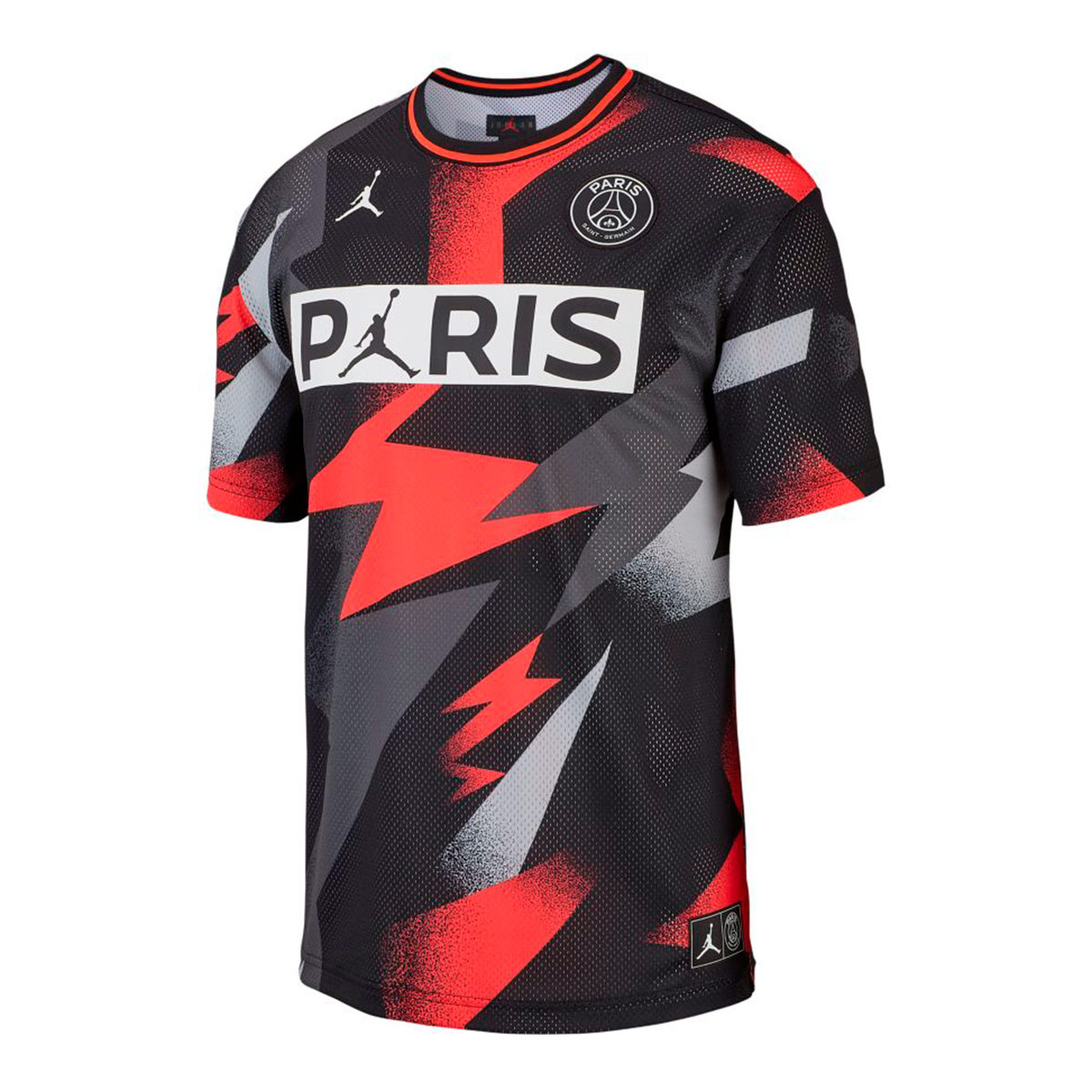 Nike Paris Saint Germain Jordan Mesh 2019 2020 Jersey