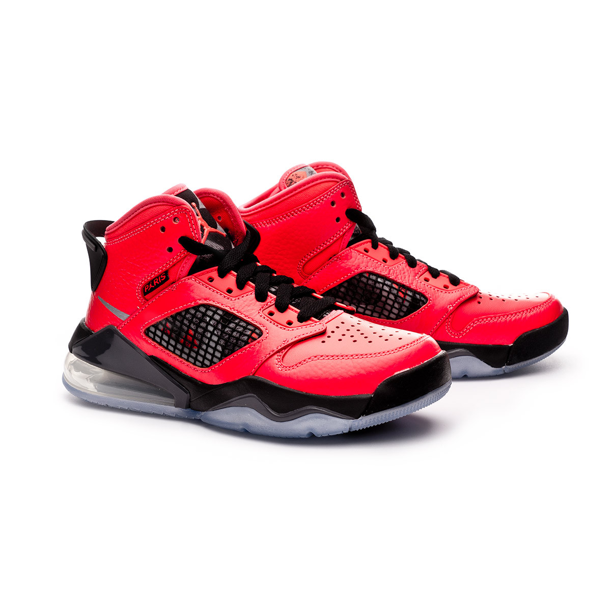 0f51c41c1 Zapatilla Paris Saint-Germain Jordan Mars 270 Niño Infrared-Reflect  silver-Black