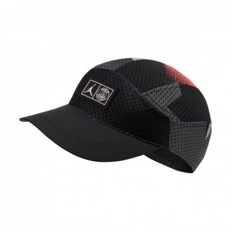Casquette  Nike Paris Saint-Germain Jordan Wind Black