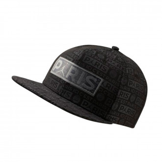 Casquette  Nike Paris Saint-Germain Jordan Pro Snap Black