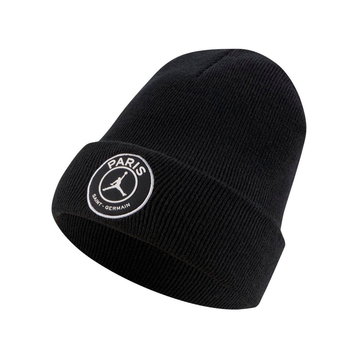 Beanie Nike Paris Saint Germain Jordan Cuffed Black Football Store Futbol Emotion