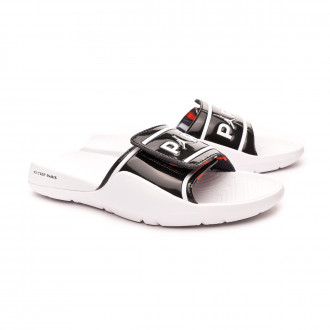 Chanclas Nike Paris Saint-Germain Jordan Hydro VII V2 Black-White-White