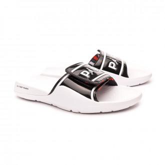 Sandales  Nike Paris Saint-Germain Jordan Hydro VII V2 Black-White-White