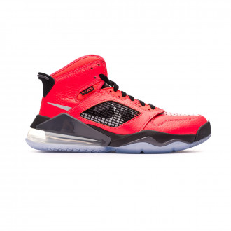 Zapatilla Nike Paris Saint-Germain Jordan Mars 270 Infrared-Reflect silver-Black