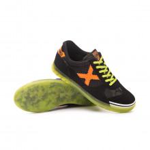 Futsal Boot G3 Glow Niño Black-Lime