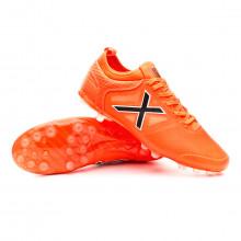 Football Boots Tiga Mundial Orange