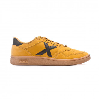 Scarpe Munich Arrow Mostarda
