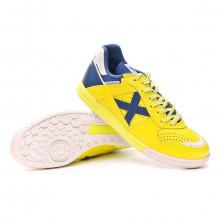 Futsal Boot Continental Yellow