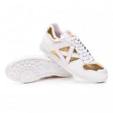 Tenis Continental Exclusiva White-Gold