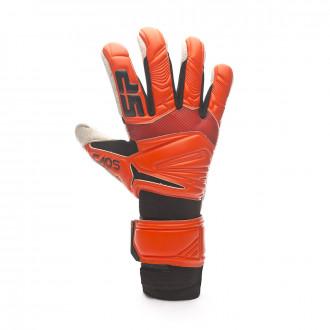 Glove SP Fútbol CAOS Elite Qblock Orange-Black