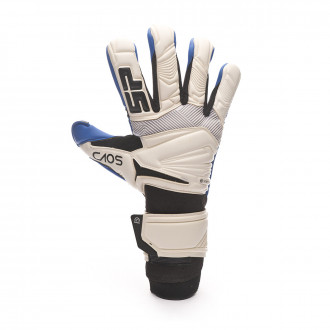 Glove SP Fútbol CAOS Elite Aqualove+ White-Blue-Black