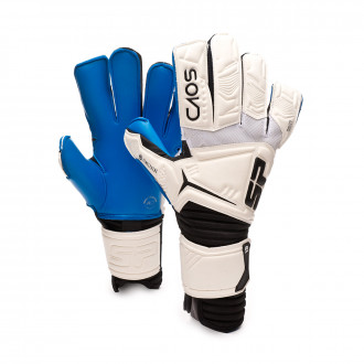 Glove CAOS Pro Aqualove White-Blue