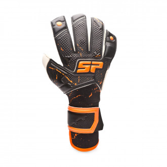 Glove SP Fútbol Earhart 2 Pro Mariasun Quiñones Black-Orange