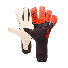 Glove CAOS Pro AIR Niño Black-Orange