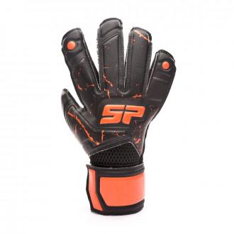 Glove  SP Fútbol Earhart 2 Réplica Mariasun Quiñones Niño Black-Orange