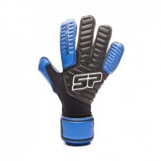 Guante SP Fútbol Valor 99 RL Aqualove Negro-Azul