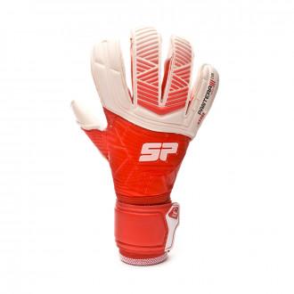 Guante SP Fútbol Pantera Orion Pro Rojo-Blanco