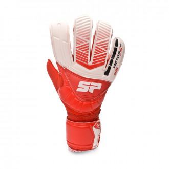 Guante SP Fútbol Pantera Orion Training Rojo-Blanco
