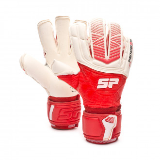 Glove Pantera Orion Protect Niño Red-White
