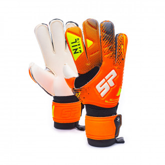 Glove Nil Marín Pro Orange-Black-Volt