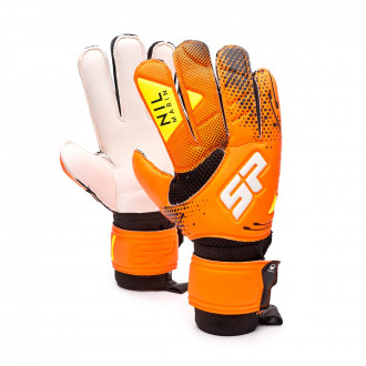 Glove Nil Marín Training Orange-Black-Volt