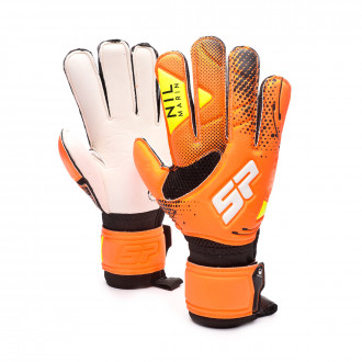 Glove Nil Marín Training Protect Orange-Black-Volt
