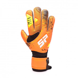 Glove SP Fútbol Nil Marín Training Protect Orange-Black-Volt